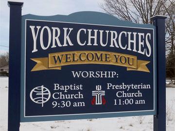 York Churches