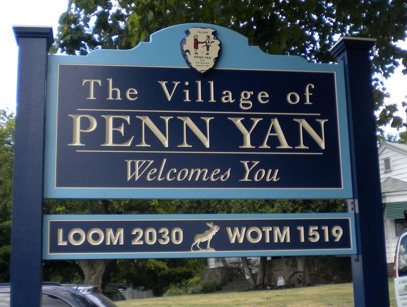 Main St. Penn Yan has a drug store again