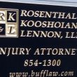 Rosenthal, Kooshoian & Leenon, LLP Injury Attorneys: Buffalo, NY