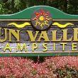Sun Valley Campsites: Caneadea, NY