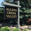 Allens Creek Valley