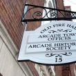 Old Fire Hall: Arcade, NY