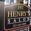 Henry's Salon: Rochester, NY