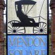 Mendon Square: Mendon, NY