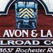 Livonia Avon & Lake Railroad, Livonia, NY