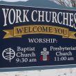York Churches: York, New York