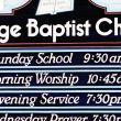 Village Baptist Church: Mount Morris, NY