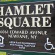Hamlet Square Apartment complex: Newfane, NY