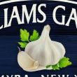 Williams Garlic: Palmyra, New York