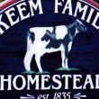 Keem Farm: Houghton, NY