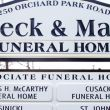 Sieck and Mast Funeral Home: West Seneca, NY