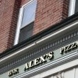 Alex's Bar and Pizza: Alfred, NY