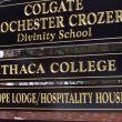 Colgate Rochester Crozer: Rochester, NY