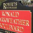 Roberts Ronald Starkweather: Rochester, NY