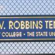 Cornelius Robbins Tennis Courts: Batavia, NY