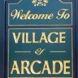 Village of Arcade:  Arcade, NY