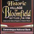 Historic Bloomfield: Bloomfield, NY