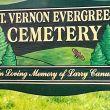 Mount Vernon Evergreen Cemetery: Springwater, NY
